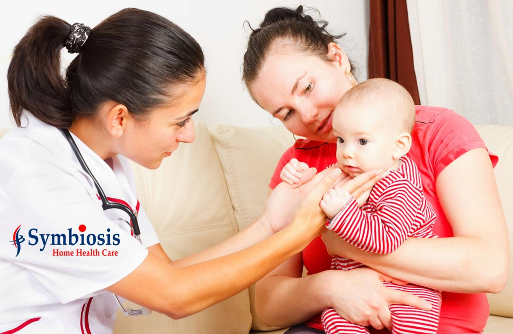 New Born Care Service In Dubai