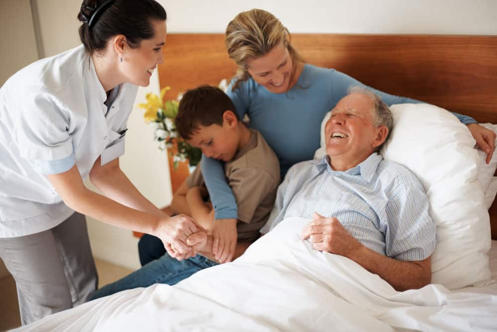 Palliative Care Services at Home